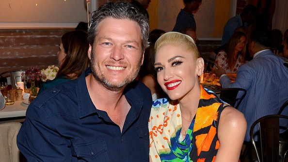 Gwen Stefani, Blake Shelton Joke About Her 'Make Out Playlist'