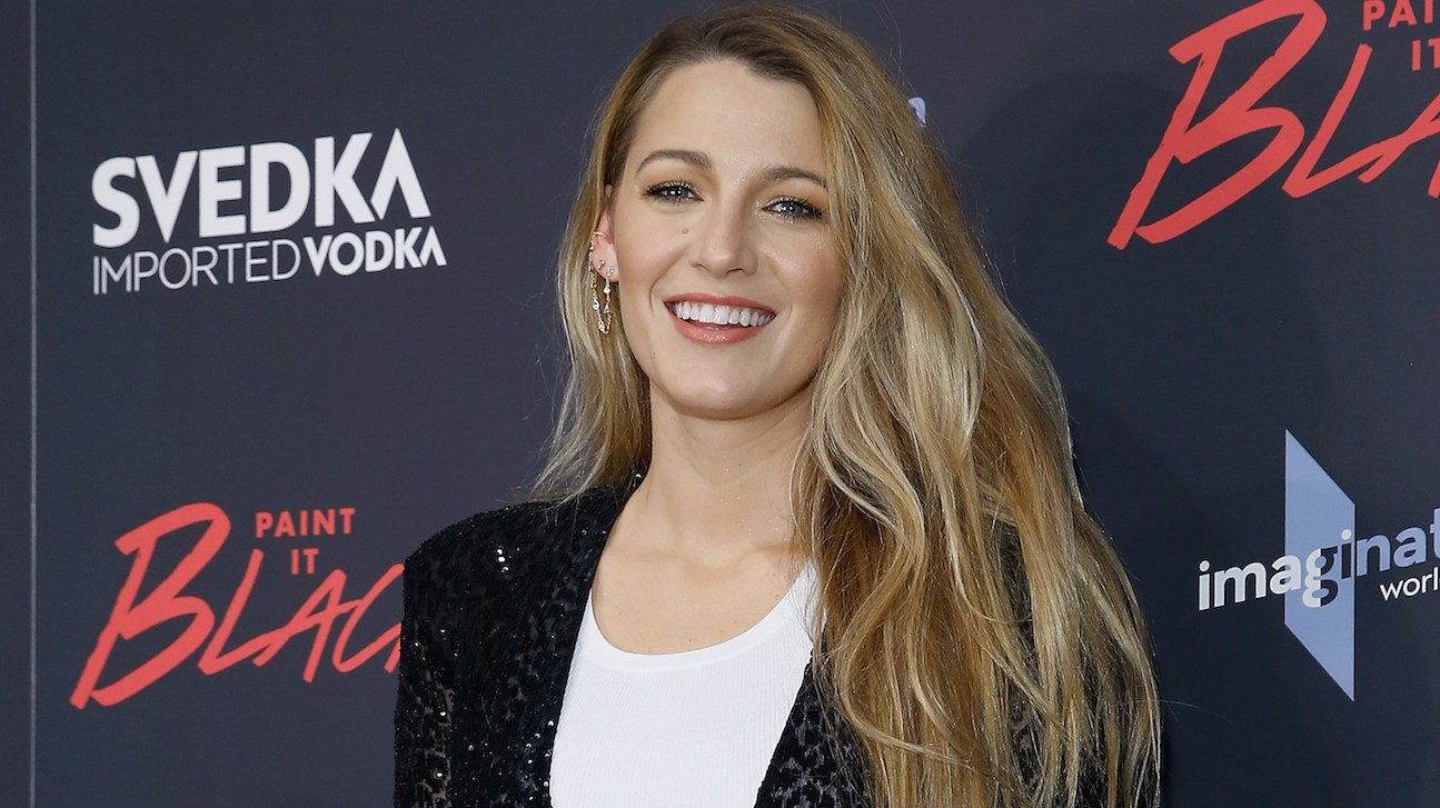 Blake Lively Celebrates 30th Birthday With Anna Kendrick: Pics