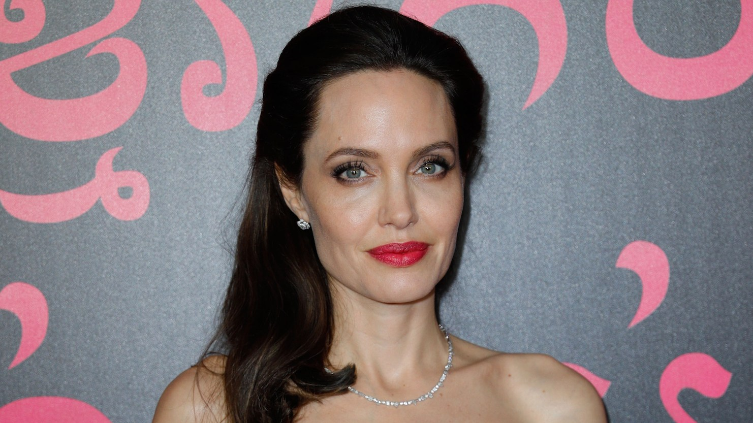 Angelina Jolie Offered to Help Capture Ugandan Warlord