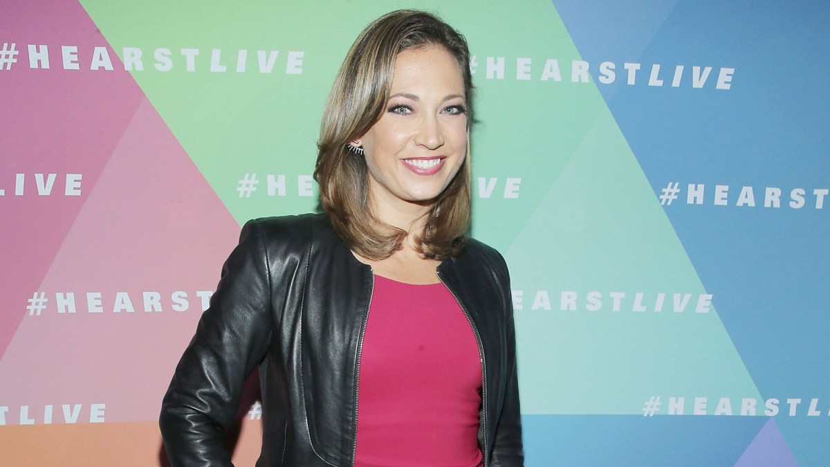 Ginger Zee Whats In My Bag