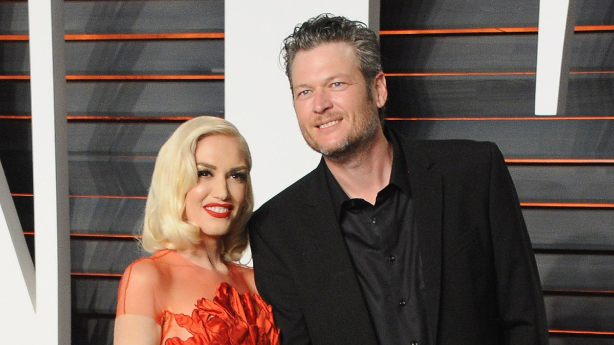 Blake shelton i never expected gwen stefani to have my back m4hsunfo