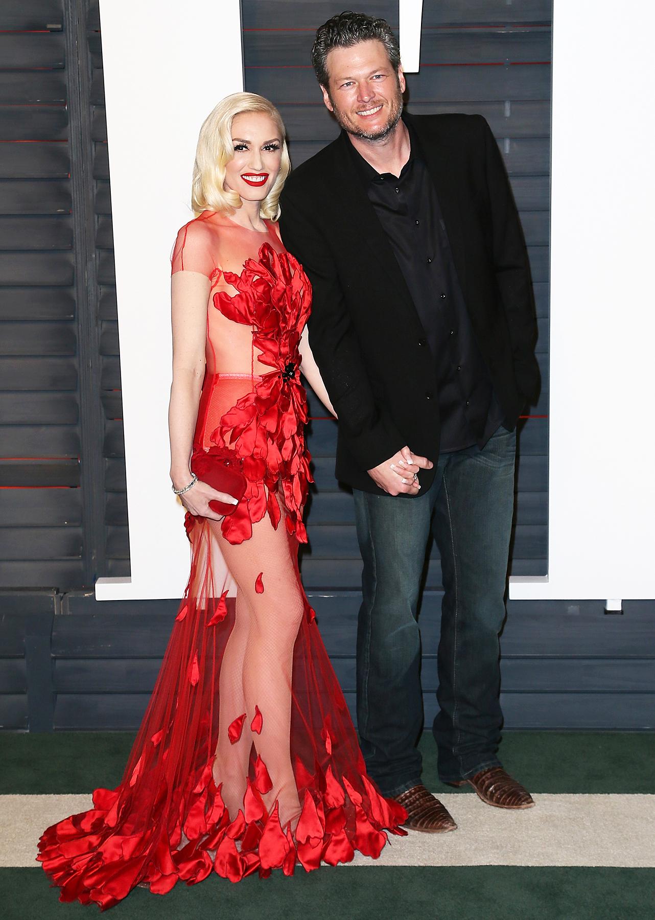 She Said Yes! Gwen Stefani and Blake Shelton's Relationship Timeline