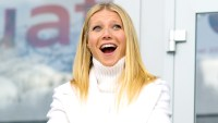 Gwyneth Paltrow enjoys the Audi Driving Experience on January 23, 2016 in Kitzbuehel, Austria.