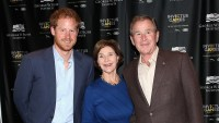 Prince Harry talked veteran mental health with George W. Bush