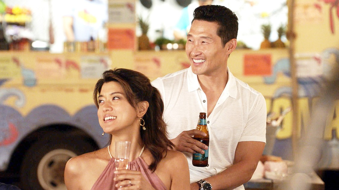 Hawaii Five 0 Costars Daniel Dae Kim Grace Park Reunite After Leaving Over Salary Negotiations