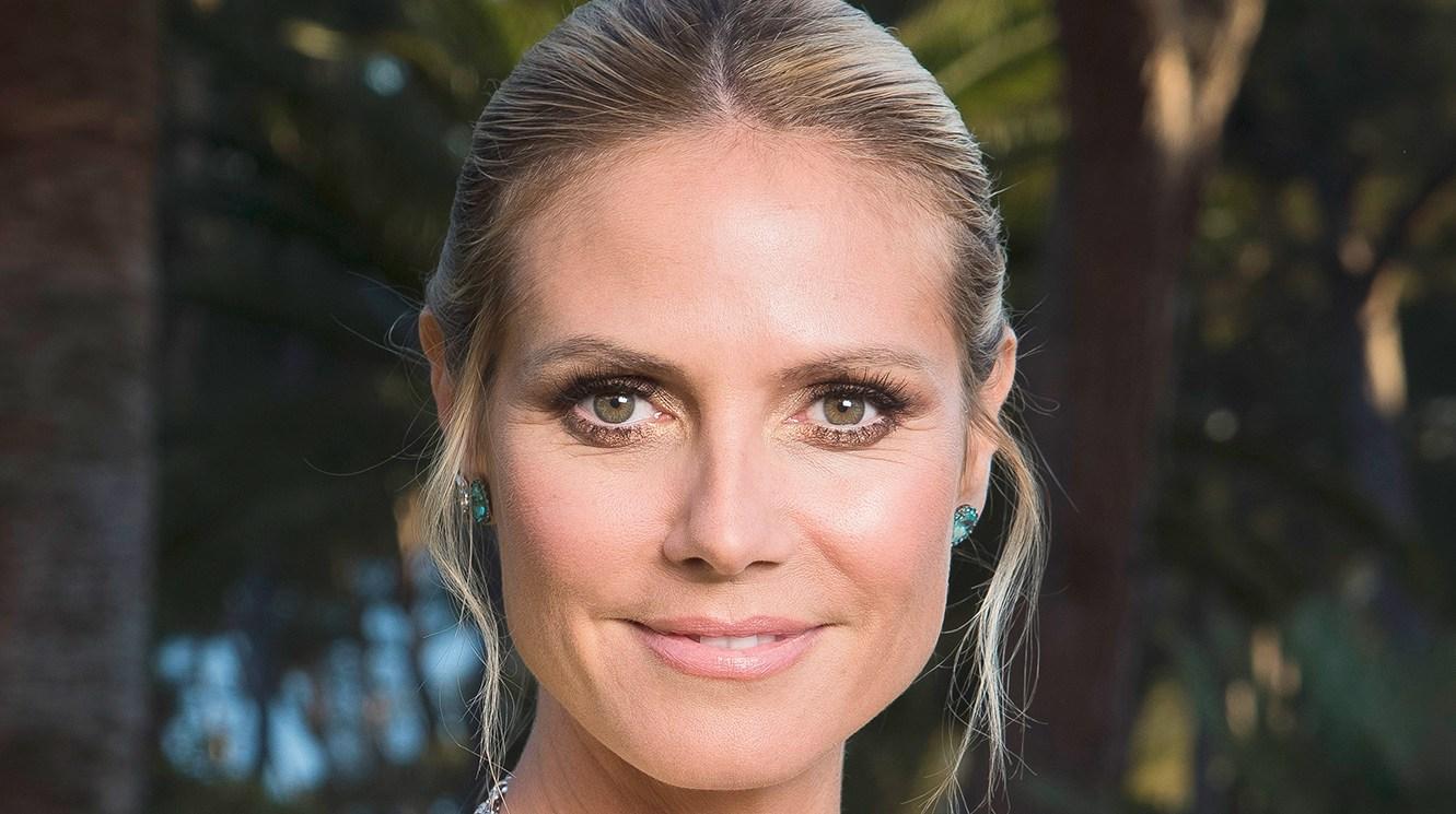 Beauty of the Day Heidi Klum