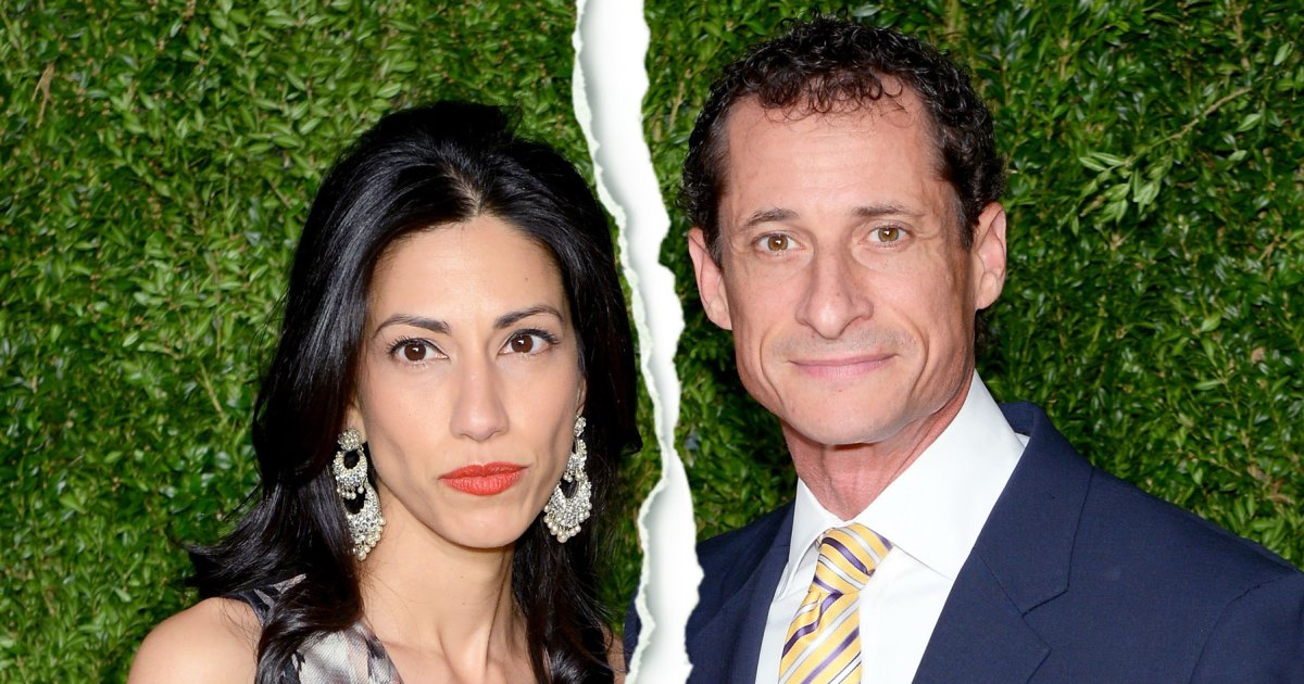 Anthony Weiner and Huma Abedin have called off their