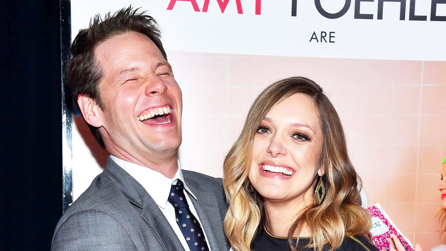 Mindy Project Star Ike Barinholtz And His Wife Are Expecting Their