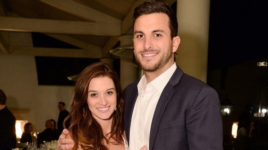 Jade Roper and Tanner Tolbert