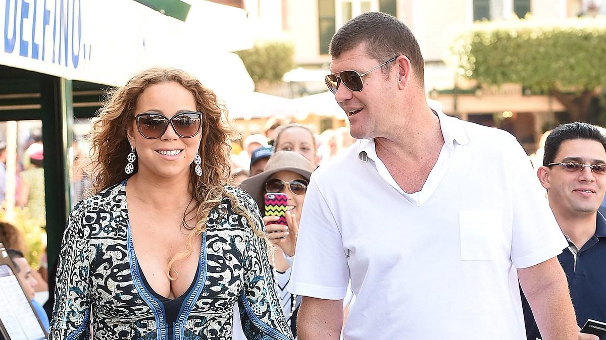 Mariah Carey & James Packer