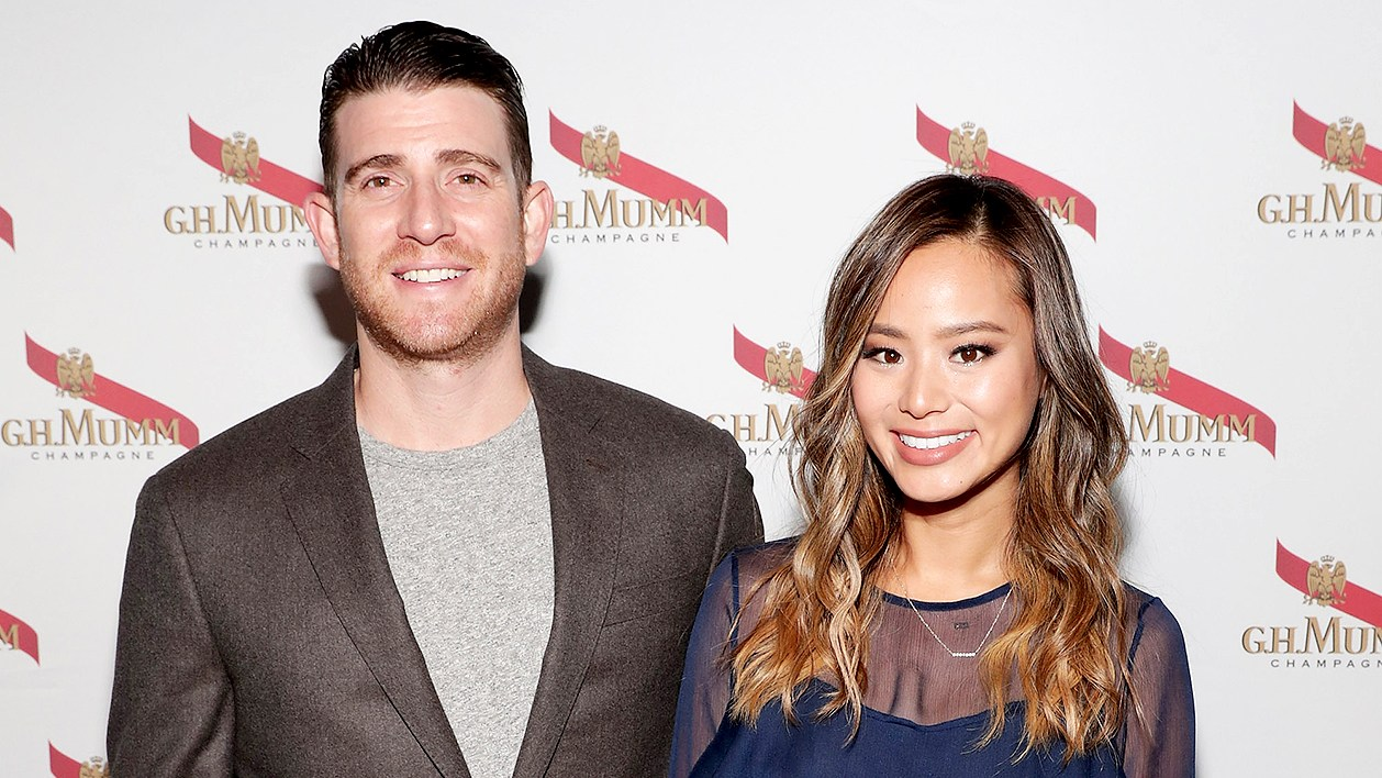 Bryan Greenberg and Jamie Chung attend the Snowstorm By G.H. Mumm Launch Party on November 16, 2016 in New York City.