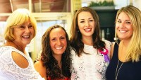Jamie Otis baby shower