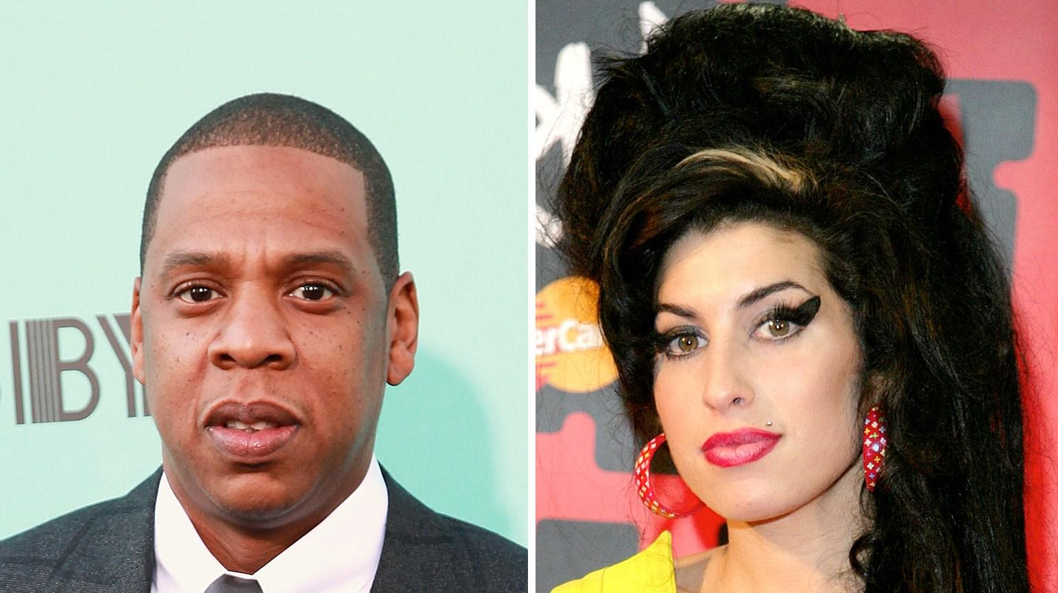 Jay Z Amy Winehouse