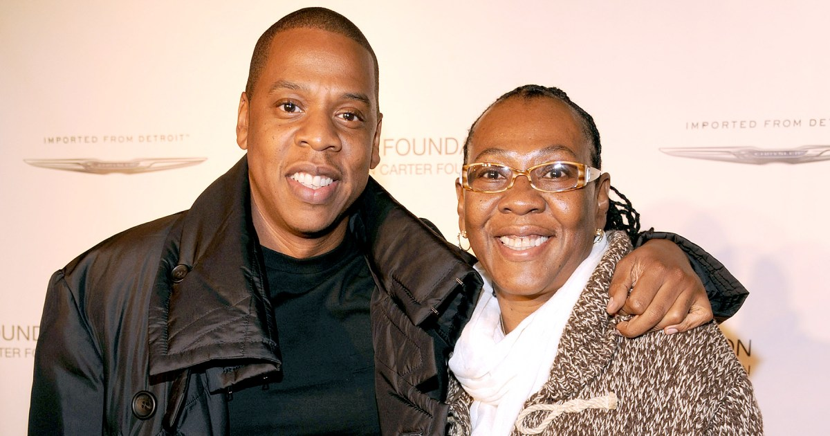 Jay-Z's Mom Gloria Carter Opens Up About Coming Out as a ...