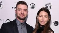 Justin Timberlake called wife Jessica Biel a 'MILF'