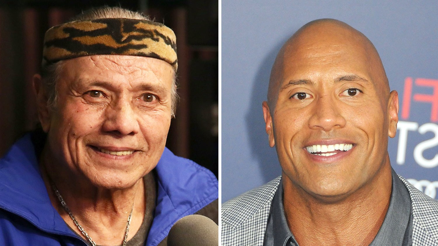 Dwayne Johns, Jimmy Snuka