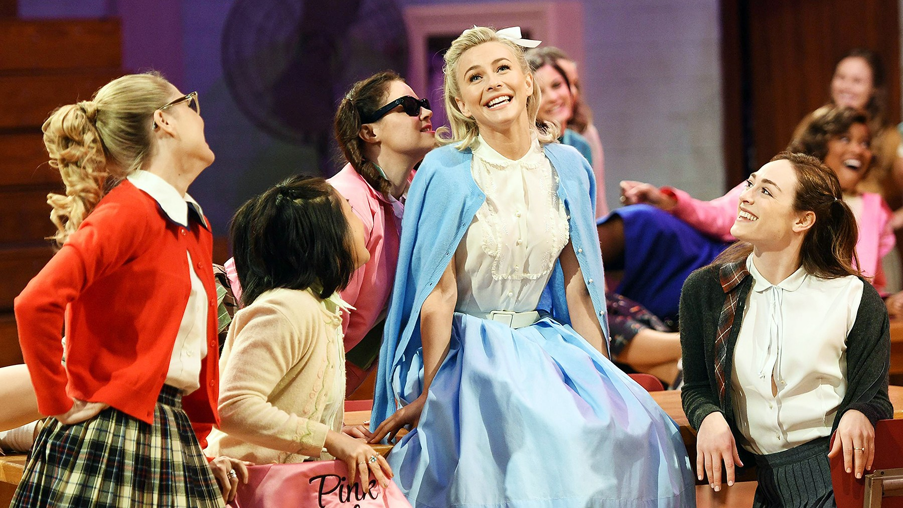 Julianne Hough in Grease: Live
