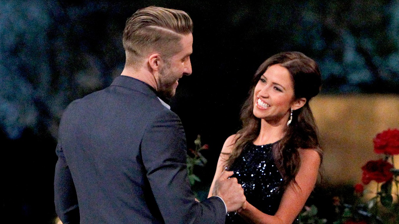 Shawn and Kaitlyn on The Bachelorette
