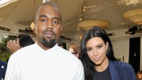 Kanye West Kim Kardashian Easton West