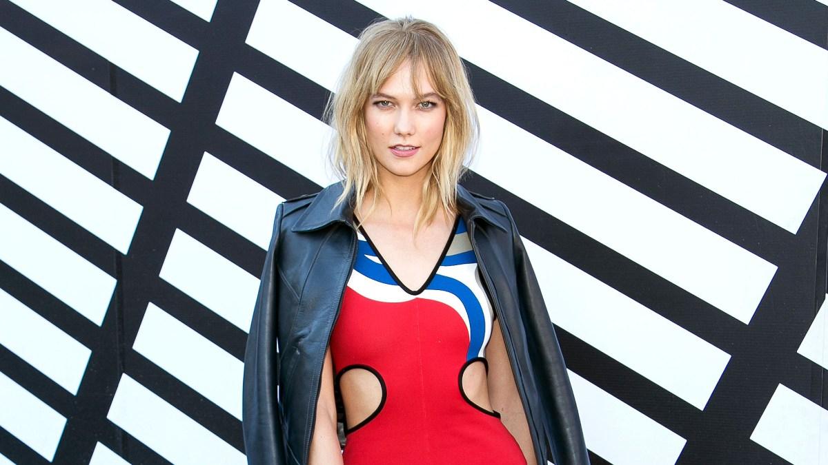 36a82423cd What Karlie Kloss, Miranda Kerr and More Wore to Louis Vuitton's Paris  Fashion Week 2016 Show