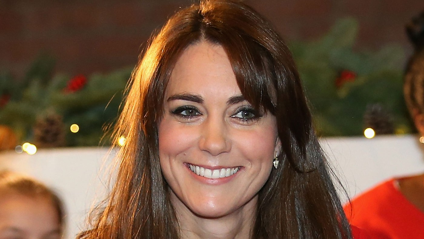 Kate Middleton, seen here at the Anna Freud Centre Family School Christmas Party, will guest edit the 'Huffington Post.'