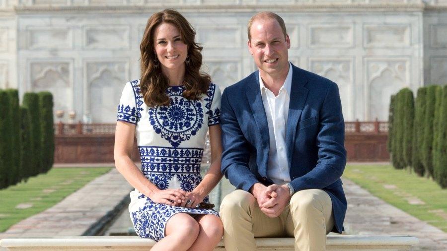 Princess Kate & Prince William