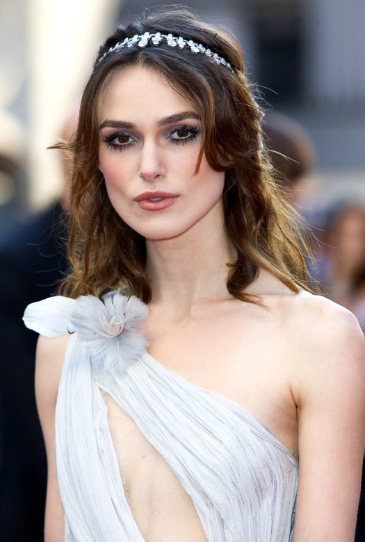 Keira Knightley Wishes She Could Wear Tiaras Daily