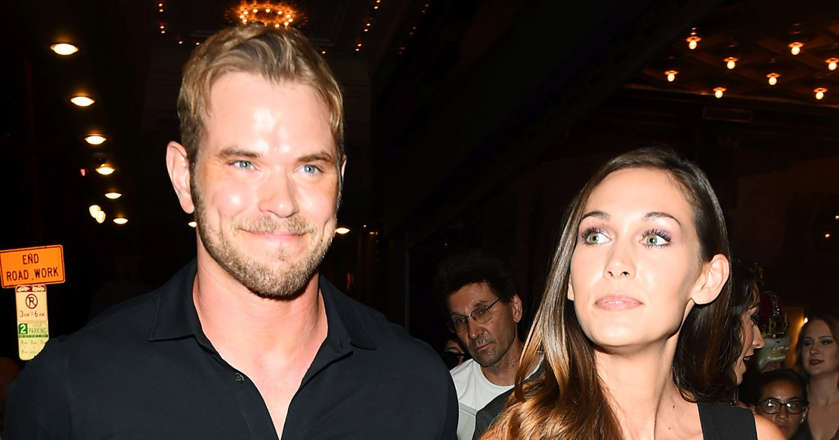 Kellan Lutz Is Engaged To Brittany Gonzales