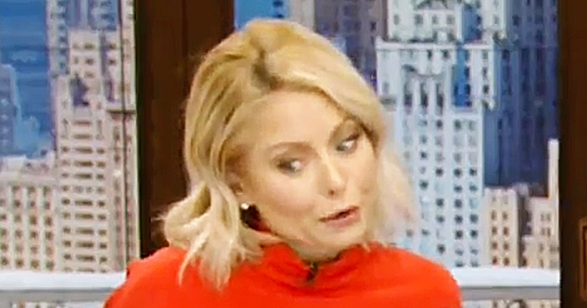 Kelly Ripa Mark Consuelos Is Overcompensating After Sex