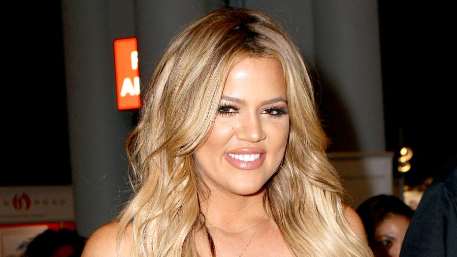 Khloe Kardashian is seen in New York City on May 31, 2015.