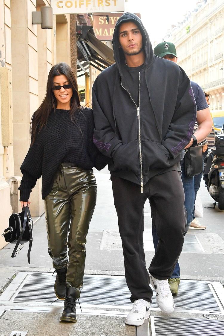 Scott Disick is jealous of Kourtney Kardashian's Boyfriend ...