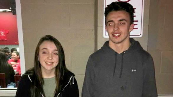 Kyle Nestor and Madison Nestor