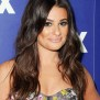 Lea Michele Has Anxiety While Getting A Trim Haircut On