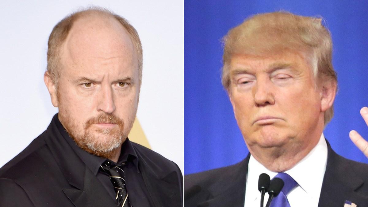 Louis C.K. & Donald Trump