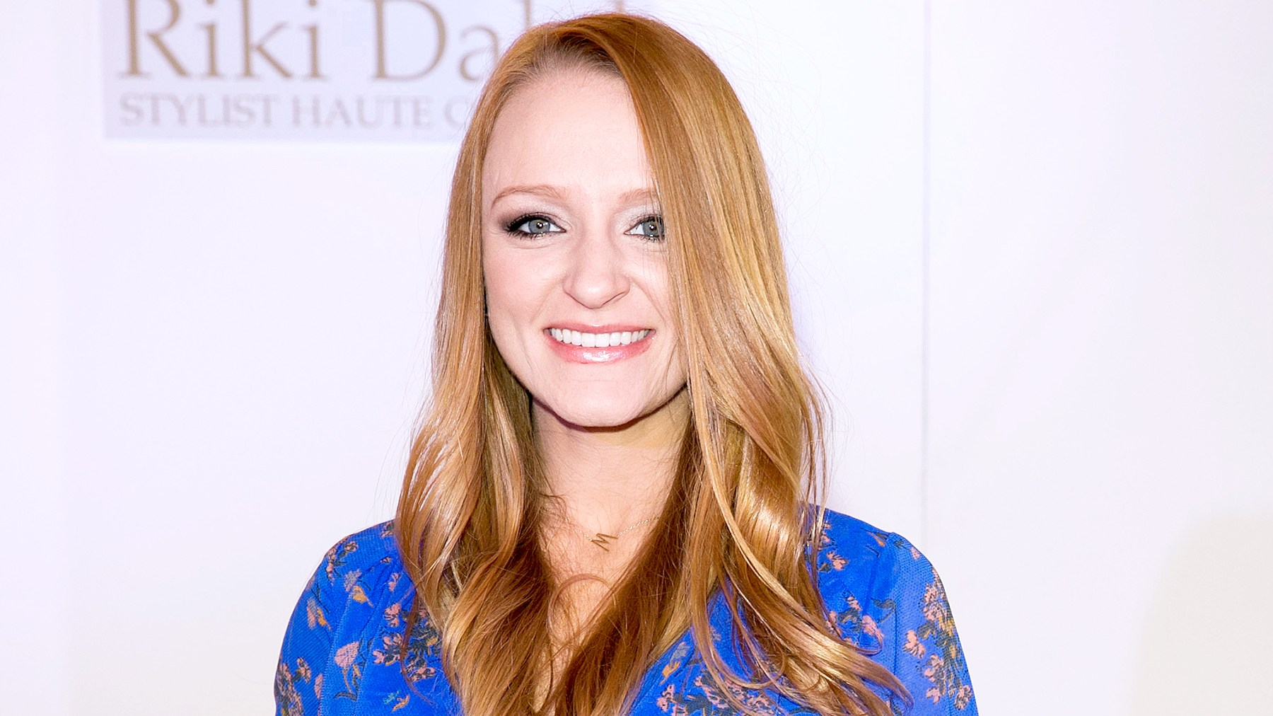 Maci Bookout attends the Bridal Fashion Show at The Grosvenor House Hotel on March 6, 2016 in London, England.