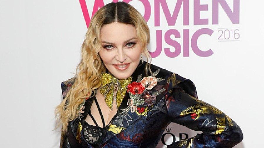 Madonna Shows Off Her Killer Body in Naked Selfie