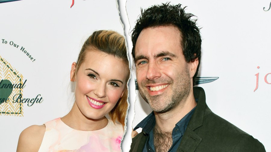 Maggie Grace and Matthew Cooke