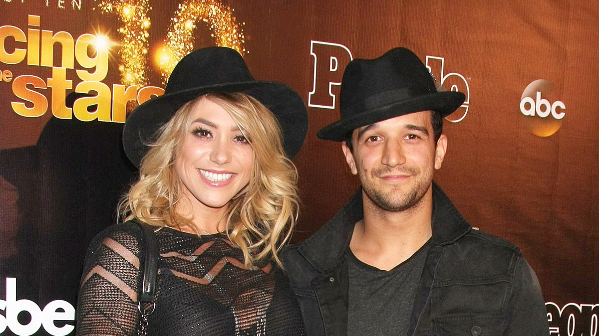 Mark Ballas and girlfriend Brittany Jean Carlson