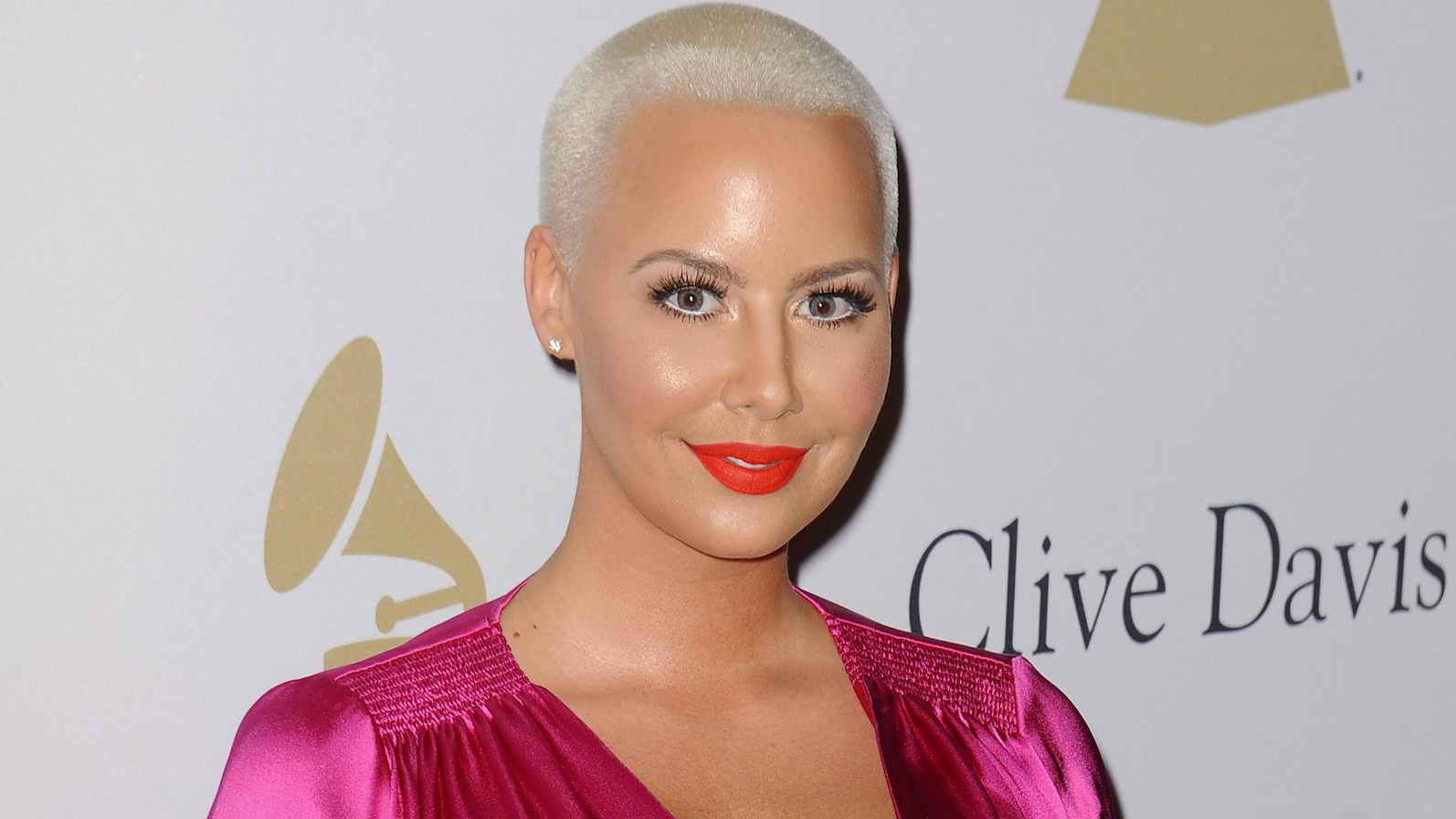 Amber Rose Says She Hasn't Had Sex in 2017
