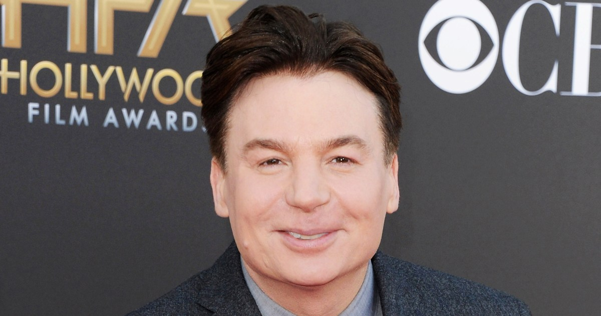 Mike Myers Has White Hair Now: Twitters Best Reactions