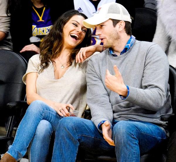 Ashton Kutcher Recalls Kiss With Mila Kunis 14