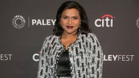 Mindy Kaling, PaleyFest, Fall TV, Pregnant, Baby, Girl