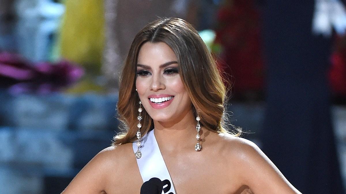 Miss Columbia Ariadna Gutierrez