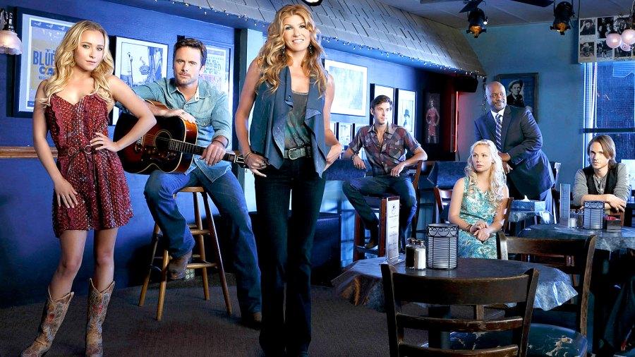 The cast of 'Nashville'.