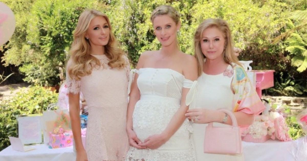 Nicky and Paris Hilton Share Gorgeous Photos