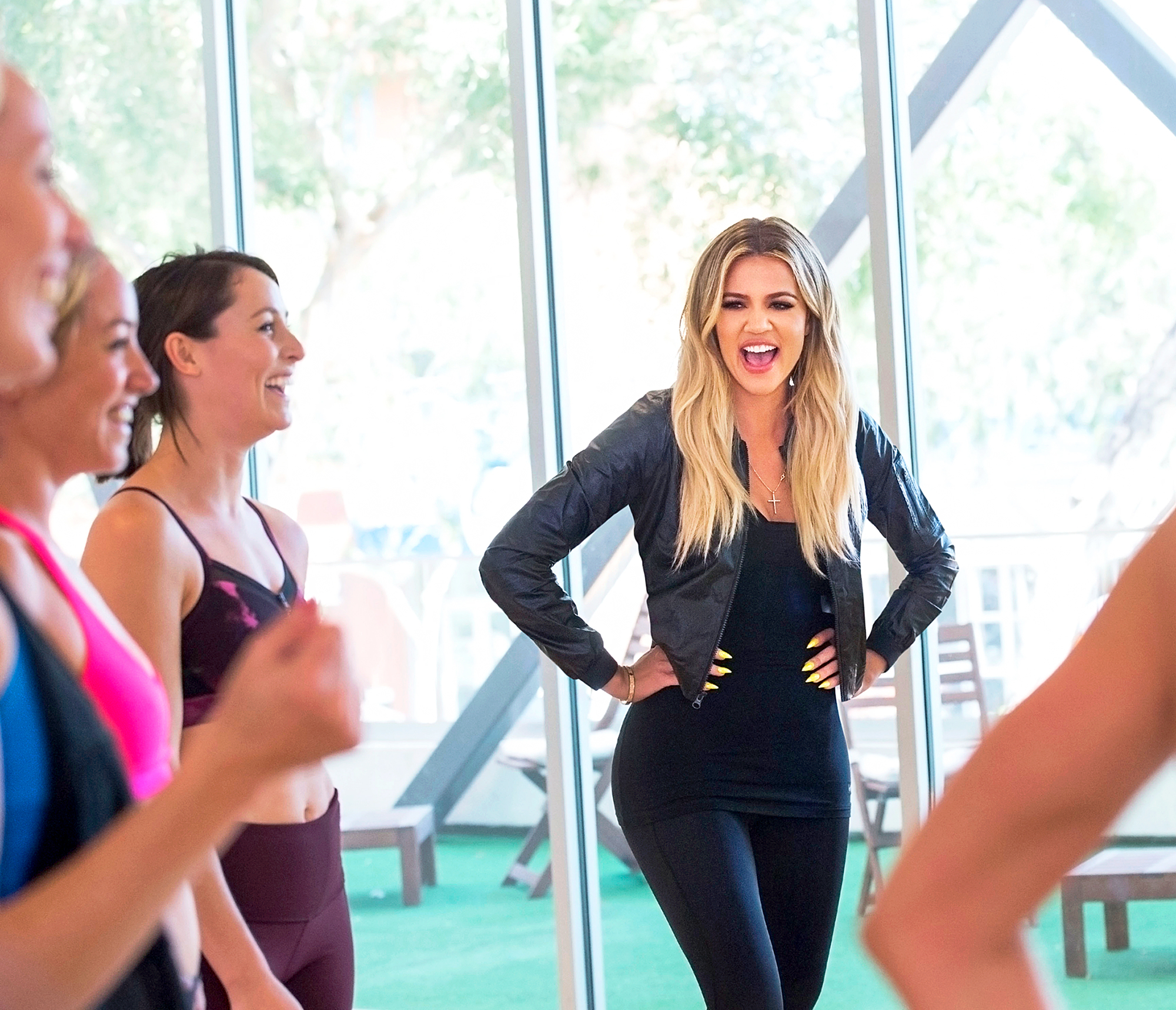 Khloe Kardashian Reveals How Much She Exercises While Pregnant