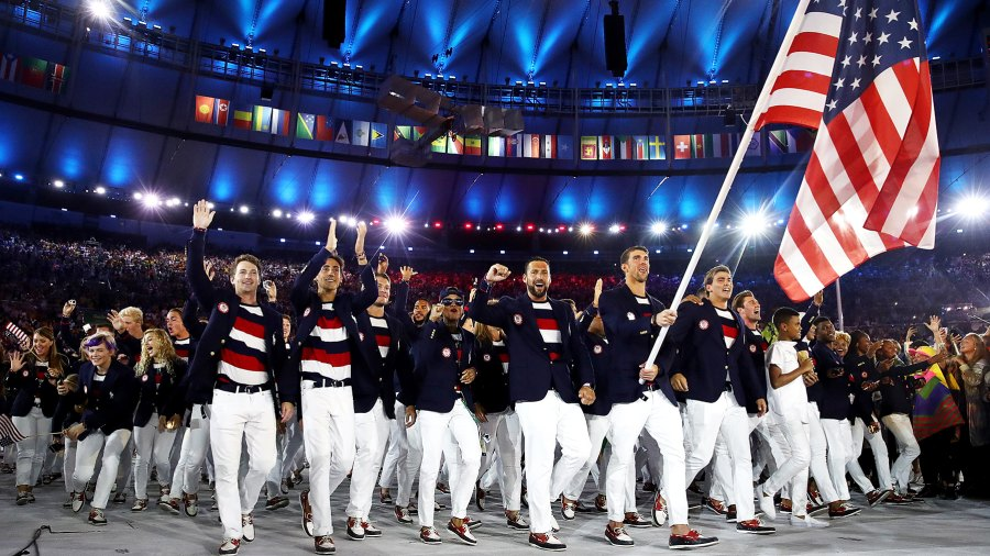 Olympics opening ceremony tinder