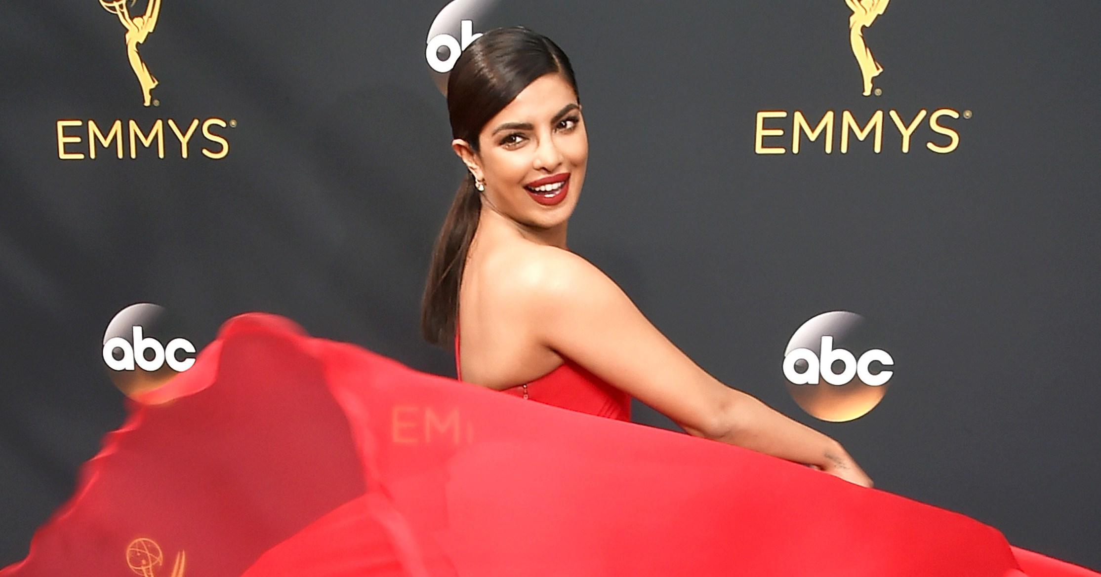 Emmy Awards Red Carpet Fashion: See the Best Dressed Stars of All Time