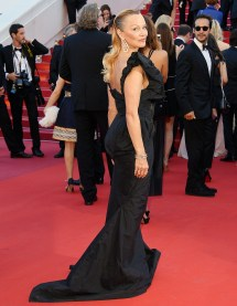 Pamela Anderson Unrecognizable Cannes Film