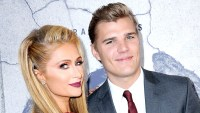 Paris Hilton and Chris Zylka attend the premiere of HBO's 'The Leftovers' Season 3 at Avalon Hollywood on April 4, 2017 in Los Angeles, California.